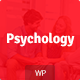 Psychology - WordPress theme for Psychological Practice, Psychologist and Psychiatrist