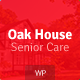 Oak House - Senior Care, Retirement, Rehabilitation WordPress Theme Nulled