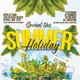 Summer Flyer/Poster Vol.6 - GraphicRiver Item for Sale