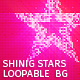 Shining Star Loopable Background - VideoHive Item for Sale