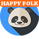 The Happy Folk - AudioJungle Item for Sale
