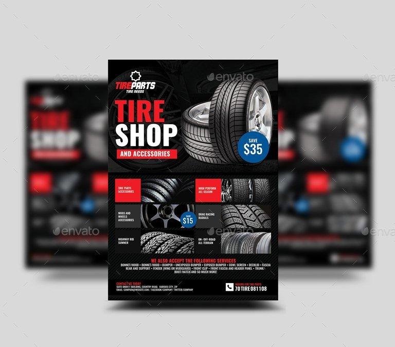 Tire Shop Service