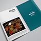 Recipe Book Template - GraphicRiver Item for Sale