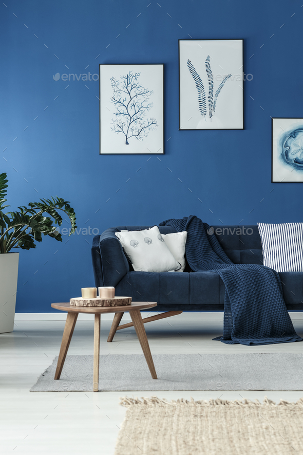 Room with sofa - Stock Photo - Images
