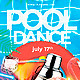 Summer Pool Flyer