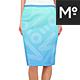 Pencil Skirt Mock-up - GraphicRiver Item for Sale
