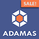 Adamas - Advanced Business WordPress Theme Nulled