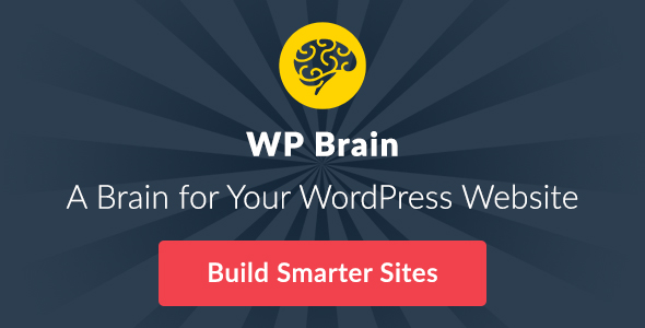 WP Brain - A Brain for Your WordPress WebSite - CodeCanyon Item for Sale