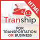 Tranship - Shipping / Logistics / Transportation / Responsive HTML Template Nulled