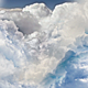 Flying Through the Clouds - VideoHive Item for Sale
