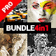 Artisticum - 4in1 Photoshop Actions Bundle - GraphicRiver Item for Sale