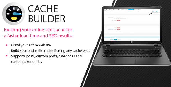 Wordpress Cache Builder & Page crawler & Cache Warmer - CodeCanyon Item for Sale