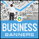 Business HTML5 Banners - 7 Sizes - BEE-CC-118 - CodeCanyon Item for Sale