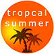 Uplifting Tropical Summer - AudioJungle Item for Sale