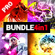 Luminum - 4in1 Photoshop Actions Bundle - GraphicRiver Item for Sale