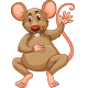 Four Brown Mice - GraphicRiver Item for Sale