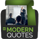 Corporate Modern Quotes - VideoHive Item for Sale