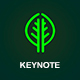 Clean Green Envirotech Keynote Presentation - GraphicRiver Item for Sale