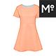 3 Types Women Dresses Mock-up - GraphicRiver Item for Sale