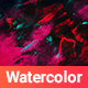 120 Watercolor Backgrounds Nulled