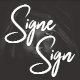 Signesign | Signature Brush Font - GraphicRiver Item for Sale