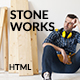 Stoneworks - A Professional HTML Template for Construction, Architect & Building Business Nulled