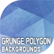 10 Grunge Polygon Backgrounds vol.02 - GraphicRiver Item for Sale
