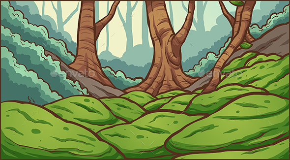Forest Background - Landscapes Nature