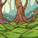 Forest Background - GraphicRiver Item for Sale