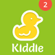 Kiddie - Kindergarten / Nursery / Preschool  WordPress Theme Nulled