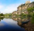 Beynac-et-Cazenac village along Dordogne river - PhotoDune Item for Sale