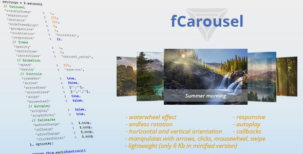 fCarousel