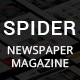 Spider - Newspaper, Magazine & Blog Theme Nulled