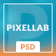 Pixellab - Creative PSD Template Nulled