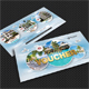 Travel Tour Gift Voucher - GraphicRiver Item for Sale