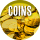 Coins - AudioJungle Item for Sale