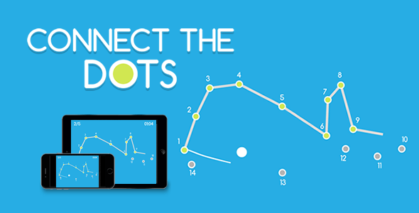 Connect the Dots - HTML5 Game - CodeCanyon Item for Sale