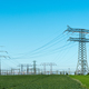 Relay station and transmission towers  - PhotoDune Item for Sale