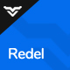 Redel - Responsive App Landing WordPress Theme - ThemeForest Item for Sale