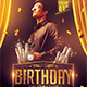 Birthday Celebration Flyer 1 - GraphicRiver Item for Sale