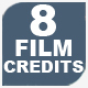 Film Credits - VideoHive Item for Sale