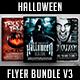 Halloween Flyer Bundle V3 - GraphicRiver Item for Sale
