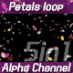 Petals Loop Pack - VideoHive Item for Sale