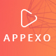 Appexo App Landing Page. - ThemeForest Item for Sale