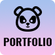 Pandafolio - Modern and Clean Portfolio WordPress Theme + RTL - ThemeForest Item for Sale
