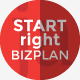 Business Plan StartRight Presentation Template - GraphicRiver Item for Sale