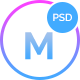Model - Corporate  PSD Template Nulled