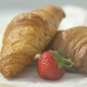 Strawberry and Croissants
