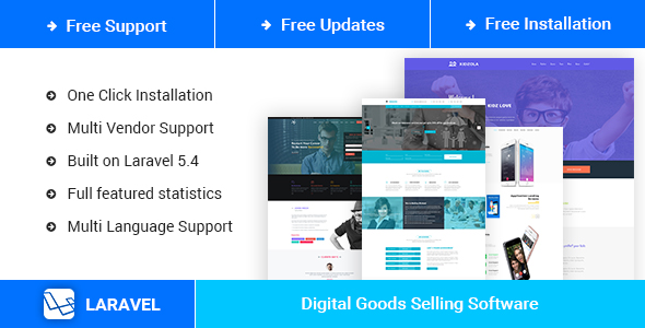 MenorahMarket - Multi Vendor Digital Goods Market Place Script