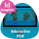 Interactive PDF Medicine Presentation - GraphicRiver Item for Sale